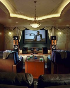 Fish Camp - Home Theater