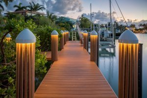 Casa de Artista - Dock Lighting
