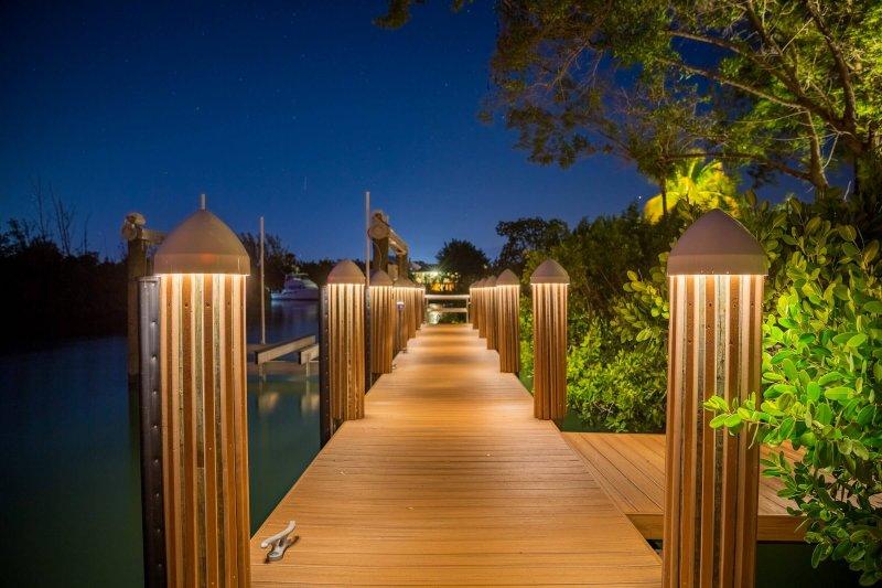 Casa de Artista - Dock Lighting