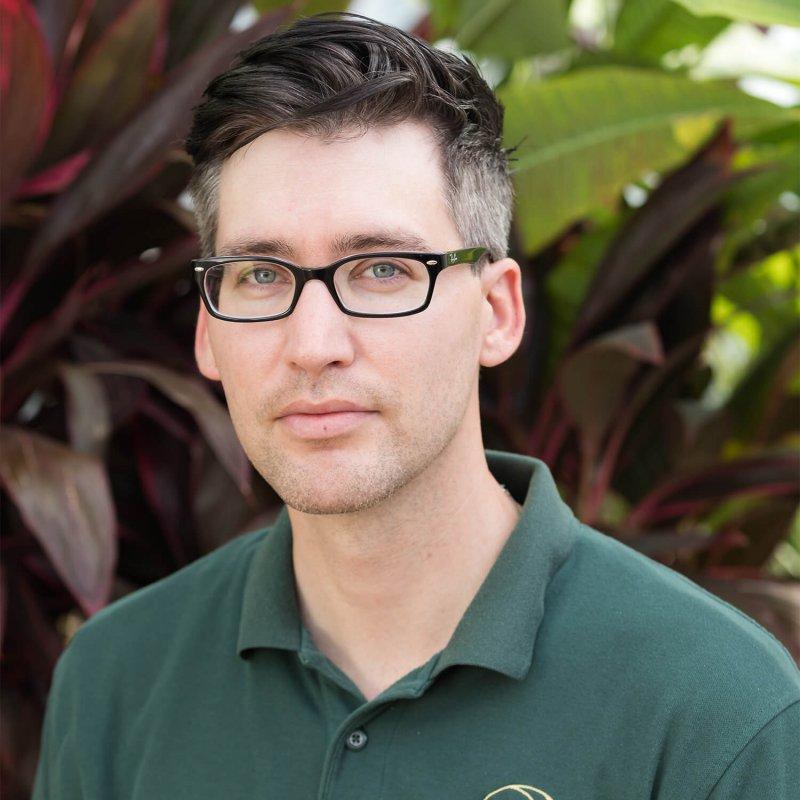 Andrew Walker, AV IT Manager