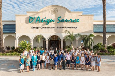 D'Asign Source Showroom Exterior - Team