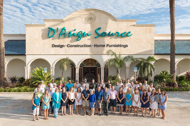 D'Asign Source Showroom Exterior - Team