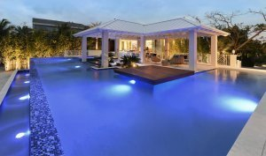 Key Largo Modern - Pool, Landscape Architect, Outdoor Living
