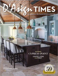 D'Asign Times: Trends in Outdoor Living