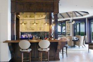 Tarpon Ranch - Bar, Kitchen
