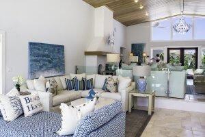 Casa de Artista - Living