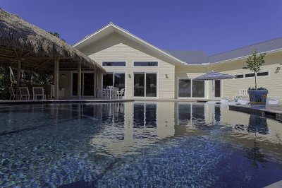 Bluefin Bay - Back Exterior, Pool