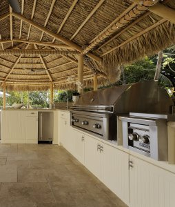 Bluefin Bay - Outdoor Kitchen, Tiki