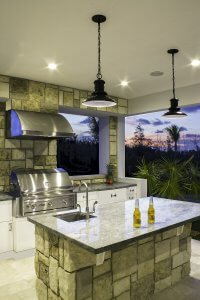 Casa de Artista - Outdoor Kitchen
