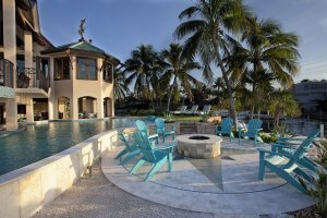 Lands End - Exterior, Outdoor Living, Pool, Fire Pit
