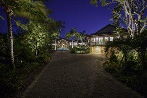 Tarpon Ranch - Exterior, Night