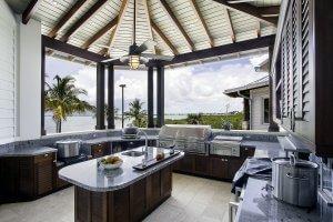 Tarpon Ranch - Outdoor Kitchen