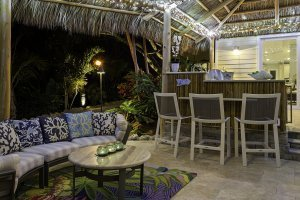 Bluefin Bay - Outdoor Living, Tiki