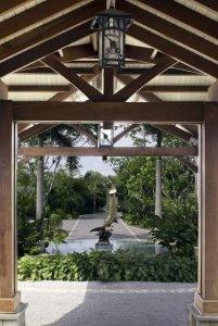Tarpon Ranch - Exterior, Porte Cochere