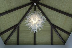 Lands End - Ceiling, Chandelier