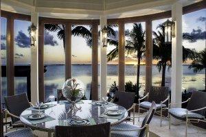 Tarpon Ranch - Outdoor Dining