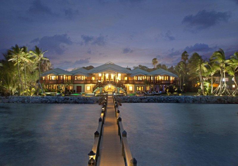 Bali Hai - Exterior Night