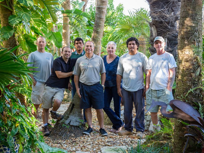 Landscape Design Team