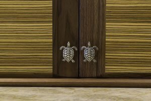 Bluefin Bay - Turtle Cabinet Pulls