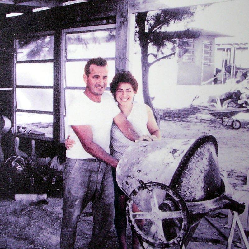 Palmerino & Margret D'Ascanio