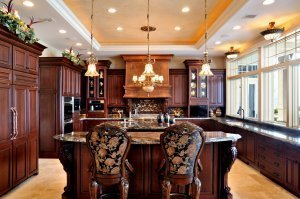 Sunset Point - Kitchen, Interior Design
