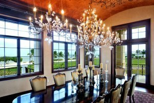 Sunset Point - Dining Room, Interior Design