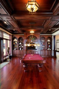 Sunset Point - Pool Table, Den