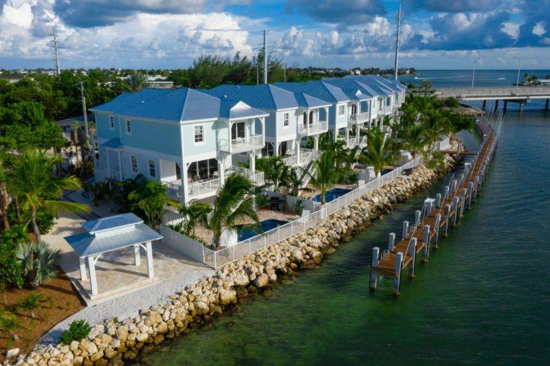 The Tides at Vaca Cut vacation rentals in Marathon, FL.